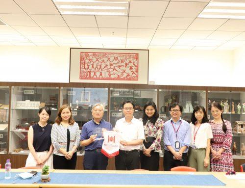 澳門大學中國歷史文化中心參訪培正中學
